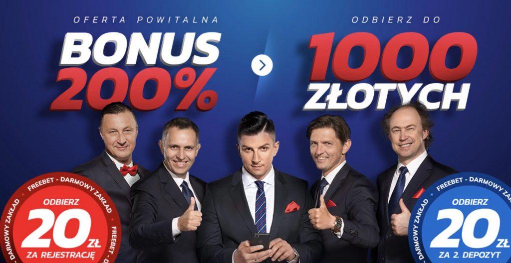 Bonus bez depozytu Etoto. Maj 2019 z premią 20 PLN!