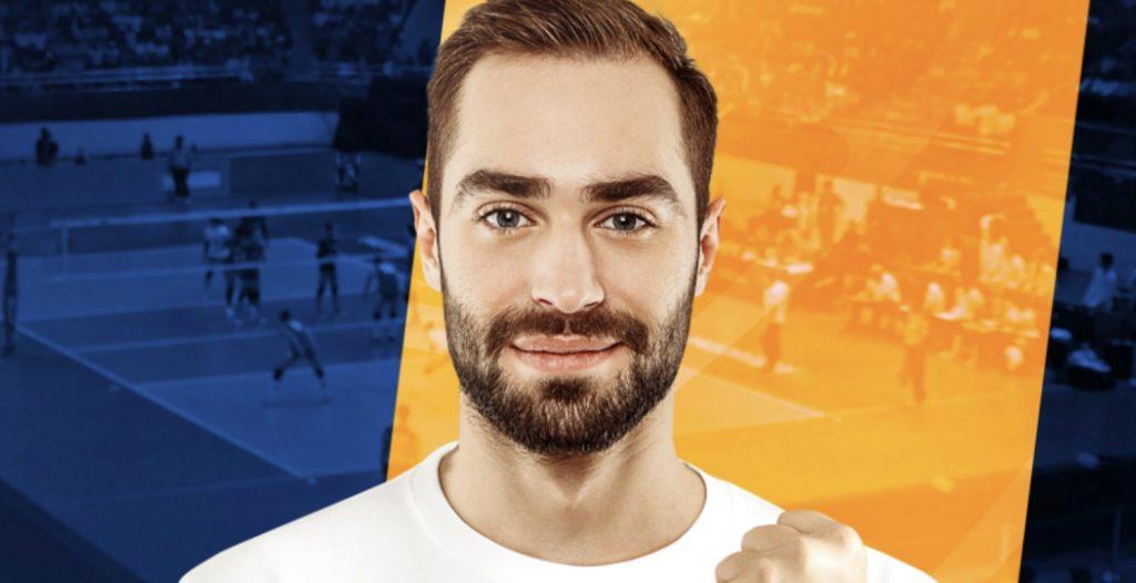 200 PLN na start na siatkówkę w STS Online!