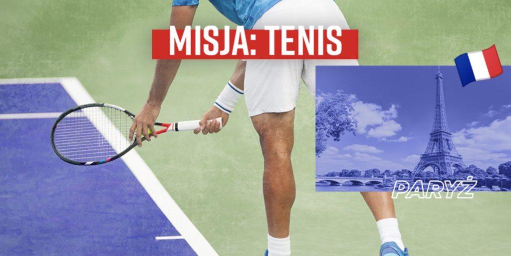 Tenis bonus - 40 PLN dla graczy od Betclic Polska!